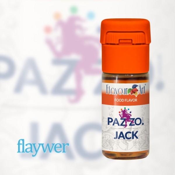 Pazzo Jack - FlavourArt MHD 10/2020