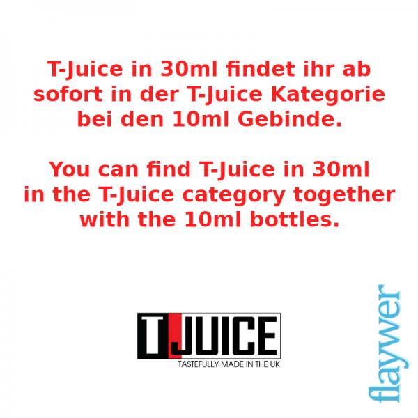 T-Juice 30ml Aroma