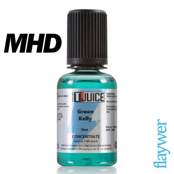 Green Kelly - 30ml - T-Juice MHD 08/2019