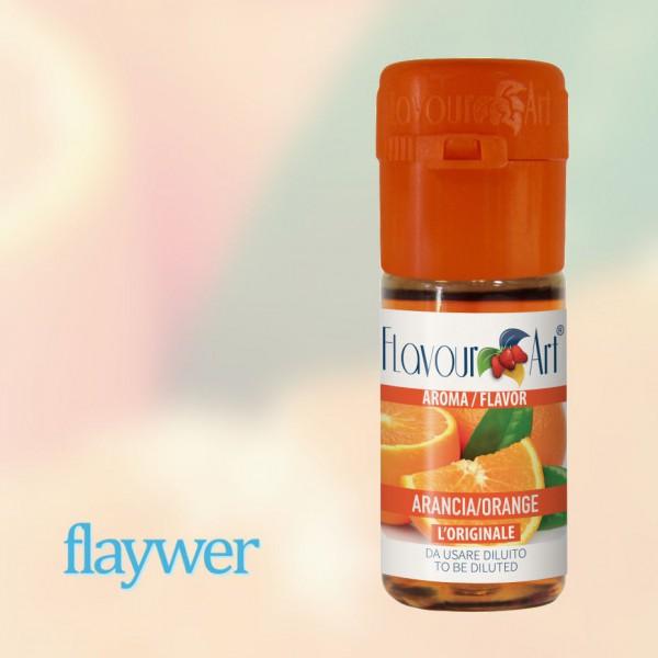 Orange - FlavourArt